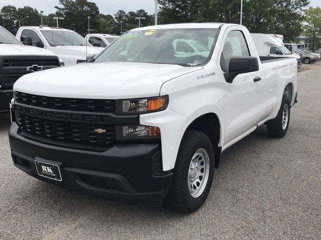 2019 Silverado 1500 Regular Cab 4x2, Pickup #CN93301 - photo 4