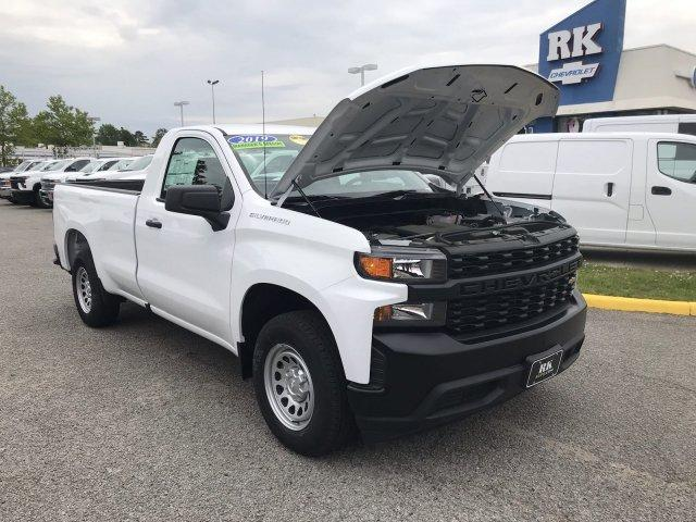 2019 Silverado 1500 Regular Cab 4x2, Pickup #CN93301 - photo 39