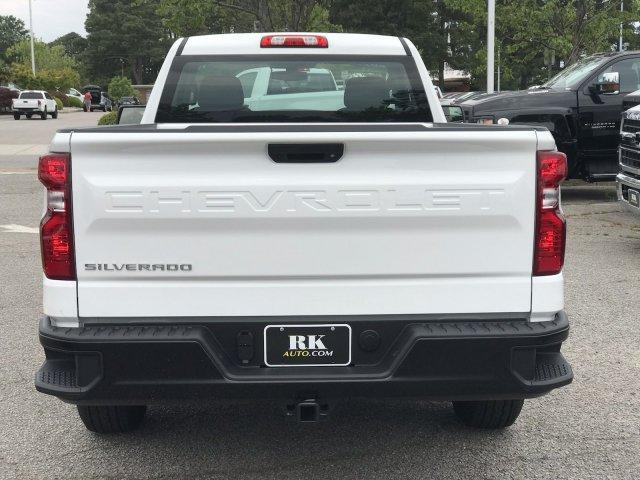 2019 Silverado 1500 Regular Cab 4x2, Pickup #CN93301 - photo 7