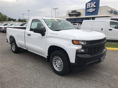 2019 Silverado 1500 Regular Cab 4x2, Pickup #CN93301 - photo 8