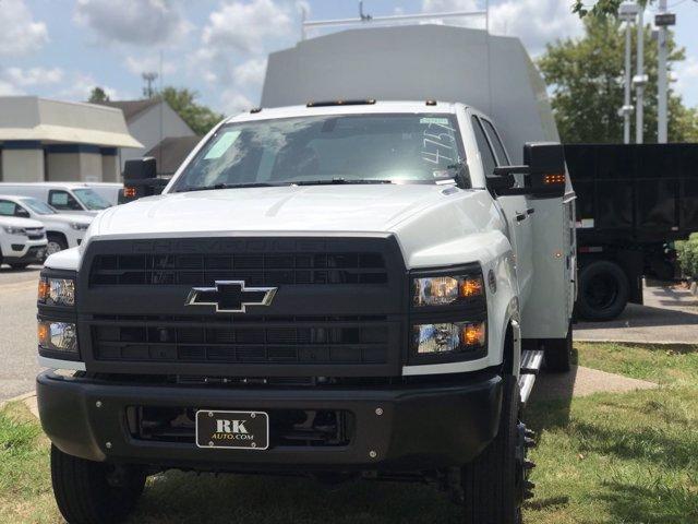 2019 Chevrolet Silverado Medium Duty Crew Cab DRW 4x4, Knapheide KUVcc Service Body #CN93313 - photo 10