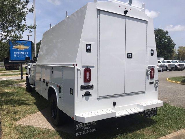 2019 Chevrolet Silverado Medium Duty Crew Cab DRW 4x4, Knapheide KUVcc Service Body #CN93313 - photo 5