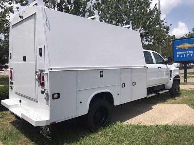 2019 Chevrolet Silverado Medium Duty Crew Cab DRW 4x4, Knapheide Service Body #CN93313 - photo 1
