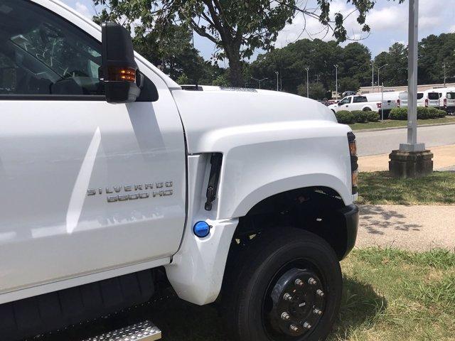 2019 Chevrolet Silverado Medium Duty Crew Cab DRW 4x4, Knapheide KUVcc Service Body #CN93313 - photo 7