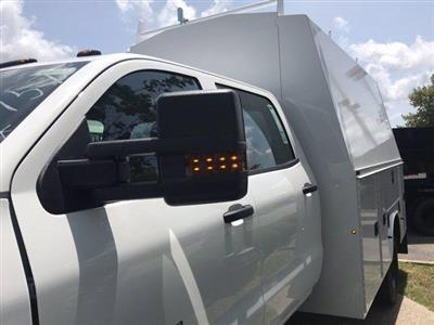 2019 Chevrolet Silverado Medium Duty Crew Cab DRW 4x4, Knapheide KUVcc Service Body #CN93313 - photo 12
