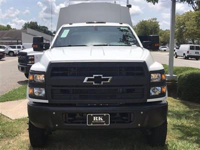 2019 Chevrolet Silverado Medium Duty Crew Cab DRW 4x4, Knapheide KUVcc Service Body #CN93313 - photo 3