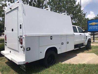 2019 Chevrolet Silverado Medium Duty Crew Cab DRW 4x4, Knapheide KUVcc Service Body #CN93313 - photo 2