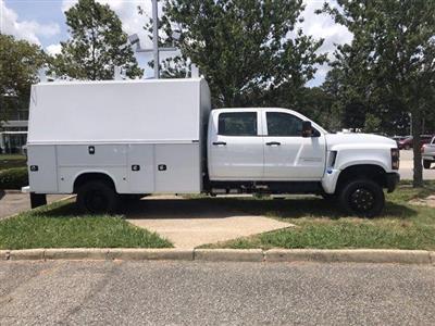2019 Chevrolet Silverado Medium Duty Crew Cab DRW 4x4, Knapheide KUVcc Service Body #CN93313 - photo 6