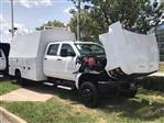 2019 Chevrolet Silverado Medium Duty Crew Cab DRW 4x4, Knapheide KUVcc Service Body #CN93313 - photo 46