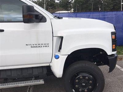 2019 Chevrolet Silverado Medium Duty Crew Cab DRW 4x4, Rugby Landscape Dump #CN93314 - photo 7