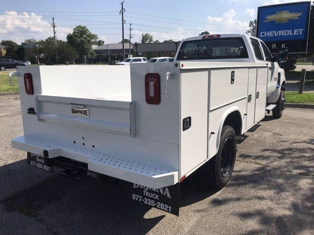 2019 Chevrolet Silverado Medium Duty Crew Cab DRW 4x4, Knapheide Service Body #CN93315 - photo 1