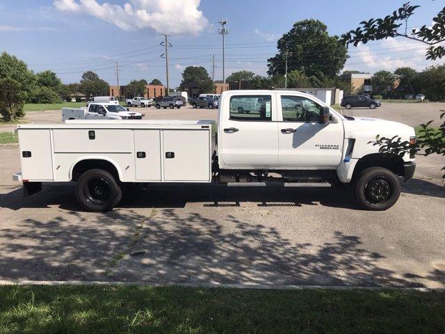 2019 Chevrolet Silverado Medium Duty Crew Cab DRW 4x4, Knapheide Steel Service Body #CN93315 - photo 8
