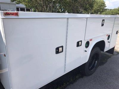 2019 Chevrolet Silverado Medium Duty Crew Cab DRW 4x4, Knapheide Steel Service Body #CN93315 - photo 14