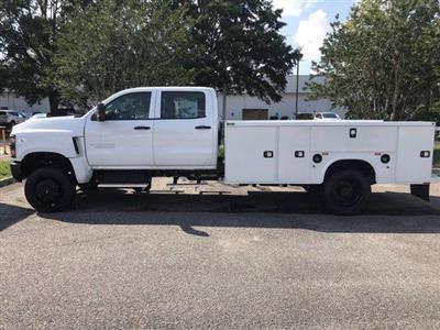 2019 Chevrolet Silverado Medium Duty Crew Cab DRW 4x4, Knapheide Steel Service Body #CN93315 - photo 5