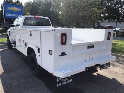 2019 Chevrolet Silverado Medium Duty Crew Cab DRW 4x4, Knapheide Steel Service Body #CN93315 - photo 6