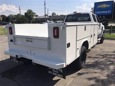 2019 Chevrolet Silverado Medium Duty Crew Cab DRW 4x4, Knapheide Steel Service Body #CN93315 - photo 2
