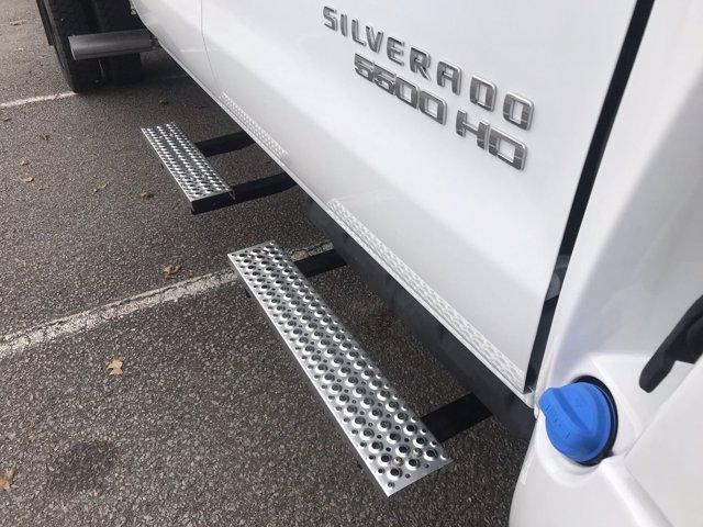 2019 Chevrolet Silverado Medium Duty Crew Cab DRW 4x4, Rugby Landscape Dump #CN93316 - photo 10