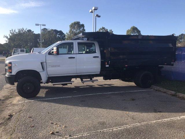 2019 Chevrolet Silverado Medium Duty Crew Cab DRW 4x4, Rugby Landscape Dump #CN93316 - photo 27