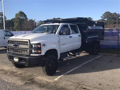 2019 Chevrolet Silverado Medium Duty Crew Cab DRW 4x4, Rugby Landscape Dump #CN93316 - photo 26