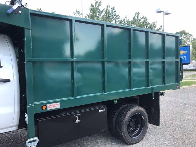 2019 Chevrolet Silverado Medium Duty Crew Cab DRW 4x4, Johnie Gregory Truck Bodies, Inc. Landscape Dump #CN93317 - photo 16
