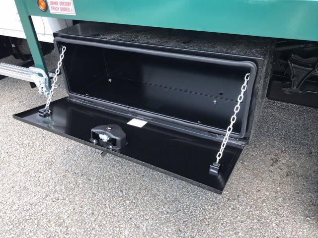 2019 Chevrolet Silverado Medium Duty Crew Cab DRW 4x4, Johnie Gregory Truck Bodies, Inc. Landscape Dump #CN93317 - photo 17