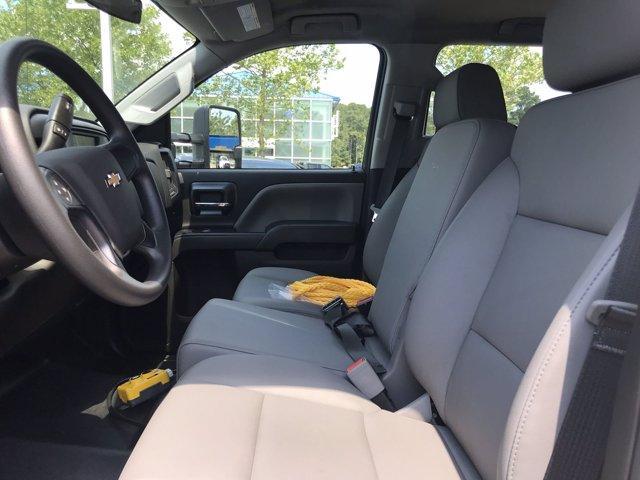 2019 Chevrolet Silverado Medium Duty Crew Cab DRW 4x4, Johnie Gregory Truck Bodies, Inc. Landscape Dump #CN93317 - photo 24