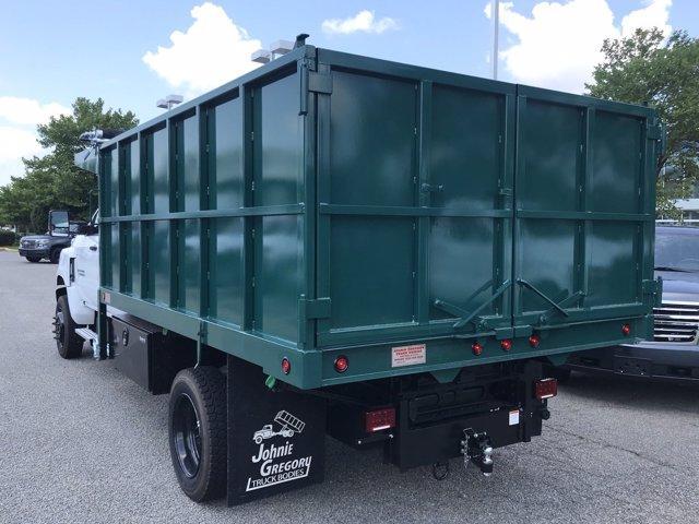 2019 Chevrolet Silverado Medium Duty Crew Cab DRW 4x4, Johnie Gregory Truck Bodies, Inc. Landscape Dump #CN93317 - photo 6