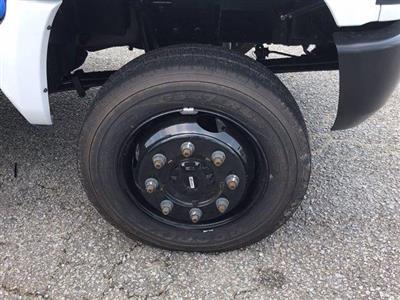 2019 Chevrolet Silverado Medium Duty Crew Cab DRW 4x4, Johnie Gregory Truck Bodies, Inc. Landscape Dump #CN93317 - photo 10