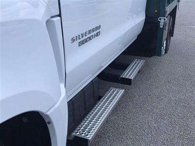2019 Chevrolet Silverado Medium Duty Crew Cab DRW 4x4, Johnie Gregory Truck Bodies, Inc. Landscape Dump #CN93317 - photo 15