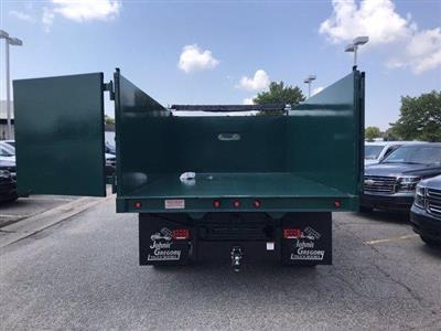 2019 Chevrolet Silverado Medium Duty Crew Cab DRW 4x4, Johnie Gregory Truck Bodies, Inc. Landscape Dump #CN93317 - photo 20