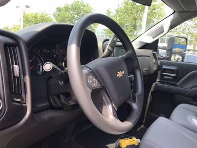2019 Chevrolet Silverado Medium Duty Crew Cab DRW 4x4, Johnie Gregory Truck Bodies, Inc. Landscape Dump #CN93317 - photo 25