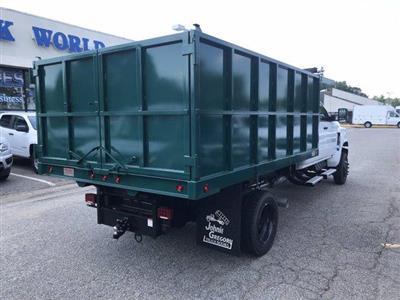 2019 Chevrolet Silverado Medium Duty Crew Cab DRW 4x4, Johnie Gregory Truck Bodies, Inc. Landscape Dump #CN93317 - photo 2