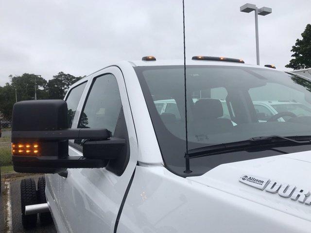 2019 Chevrolet Silverado Medium Duty Crew Cab DRW 4x4, Johnie Gregory Truck Bodies, Inc. Landscape Dump #CN93320 - photo 11
