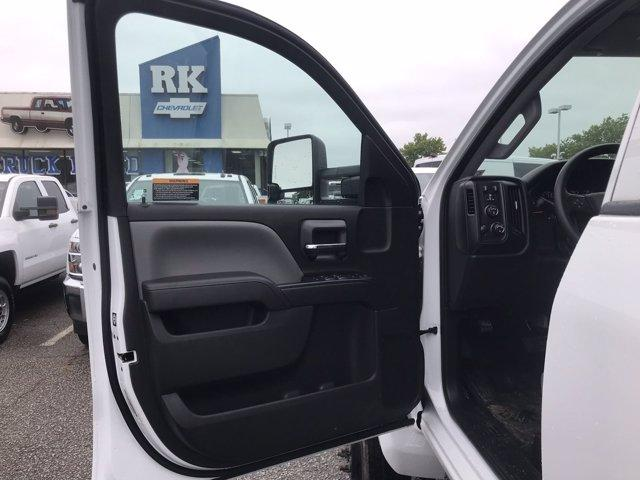 2019 Chevrolet Silverado Medium Duty Crew Cab DRW 4x4, Johnie Gregory Truck Bodies, Inc. Landscape Dump #CN93320 - photo 13