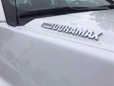 2019 Chevrolet Silverado Medium Duty Crew Cab DRW 4x4, Johnie Gregory Truck Bodies, Inc. Landscape Dump #CN93320 - photo 10