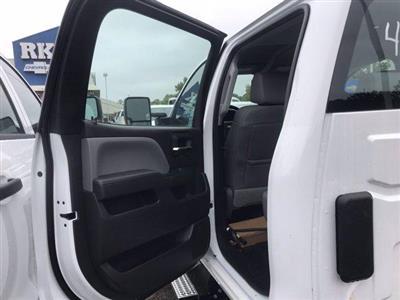 2019 Chevrolet Silverado Medium Duty Crew Cab DRW 4x4, Johnie Gregory Truck Bodies, Inc. Landscape Dump #CN93320 - photo 32