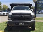 2019 Chevrolet Silverado Medium Duty Crew Cab DRW 4x4, Johnie Gregory Truck Bodies, Inc. Landscape Dump #CN93320 - photo 3