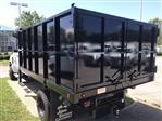 2019 Chevrolet Silverado Medium Duty Crew Cab DRW 4x4, Johnie Gregory Truck Bodies, Inc. Landscape Dump #CN93320 - photo 6