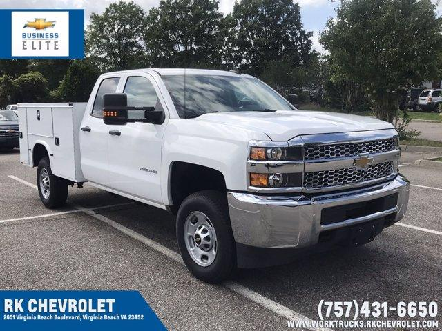 2019 Chevrolet Silverado 2500 Double Cab RWD, Knapheide Service Body #CN93330 - photo 1