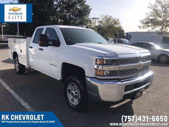 2019 Chevrolet Silverado 2500 Double Cab RWD, Knapheide Service Body #CN93332 - photo 1