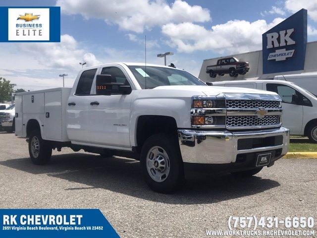 2019 Chevrolet Silverado 2500 Double Cab RWD, Knapheide Service Body #CN93333 - photo 1