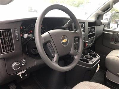 2019 Chevrolet Express 3500 RWD, Bay Bridge Sheet and Post Cutaway Van #CN93460 - photo 22