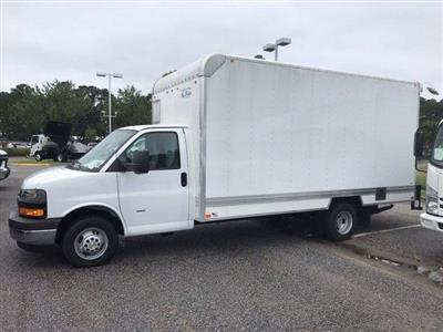 2019 Chevrolet Express 3500 RWD, Bay Bridge Sheet and Post Cutaway Van #CN93460 - photo 5