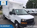 2019 Chevrolet Express 3500 RWD, Bay Bridge Sheet and Post Cutaway Van #CN93460 - photo 1