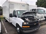 2019 Chevrolet Express 3500 RWD, Bay Bridge Sheet and Post Cutaway Van #CN93460 - photo 39