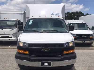 2019 Chevrolet Express 3500 4x2, Bay Bridge Cutaway Van #CN93461 - photo 3