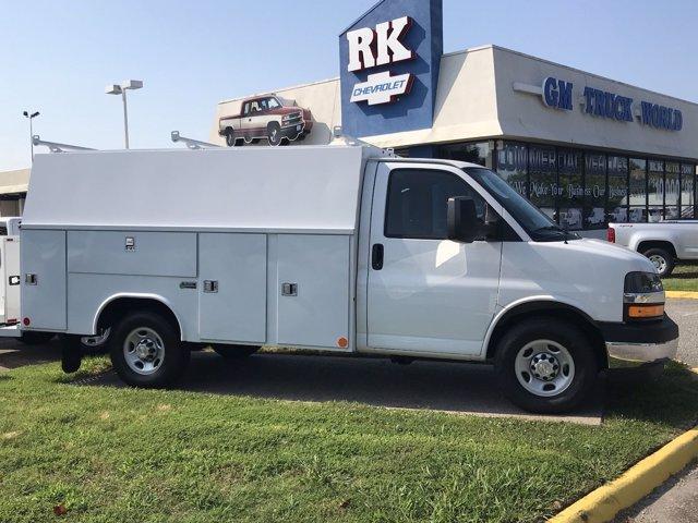 2019 Chevrolet Express 3500 RWD, Reading Aluminum CSV Service Utility Van #CN93462 - photo 7