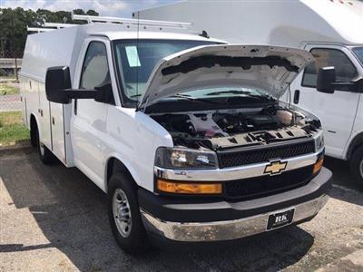 2019 Chevrolet Express 3500 RWD, Reading Aluminum CSV Service Utility Van #CN93462 - photo 39