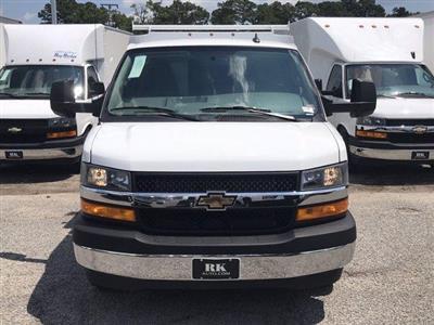 2019 Chevrolet Express 3500 RWD, Reading Aluminum CSV Service Utility Van #CN93462 - photo 3