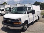 2019 Chevrolet Express 3500 RWD, Reading Aluminum CSV Service Utility Van #CN93462 - photo 16